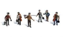 Miners (HO Scale)