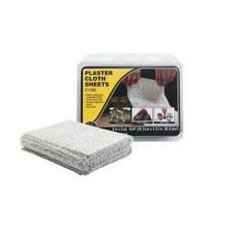 Plaster Cloth Sheets (x30)