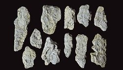 Rock Mold-Surface Rocks (5x7)