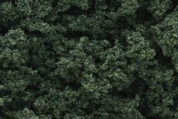 Clump Foliage Dark Green