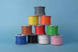 Wire Yellow 100m Roll 7 x 0.2mm