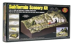 Subterrain Scenery Kit N Gauge