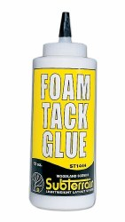 Foam Tack Glue 12 fl. oz.