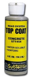 Top Coat Concrete Paving 4oz