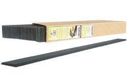 OO/HO Scale Trackbed Strips Pack of 36