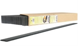 N Scale Trackbed Strips Pack 36