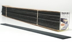 OO/HO Scale Trackbed Strips Pack of 12