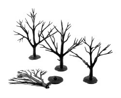 "Tree Armatures Deciduous Trees 3"" to 5"""