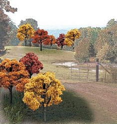 """2""""-3"""" Ready Made Fall Colours Deciduous Value Pack (23/Pk)"""
