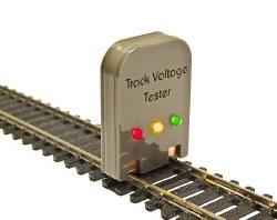 Track Circuit Voltage Tester N/TT/HO/OO