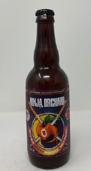 Belching Beaver Brewery Ninja Orchard Sour