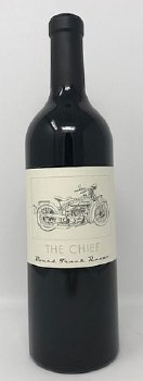Board Track Racer 2017 The Chief Red Blend