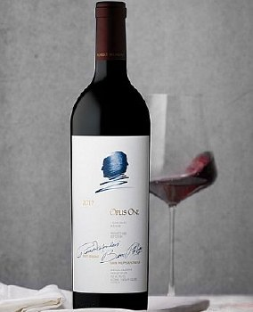 Opus One 2017 Red Red Blend
