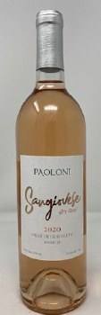 Villa Montefiore 2020 Paoloni Rose of Sangiovese
