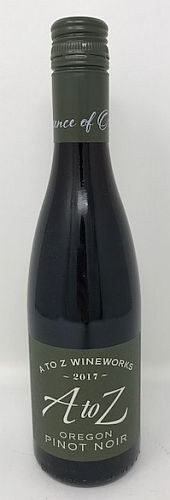 A to Z Wineworks 2017 Half Bottle Pinot Noir