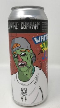 Abomination B rewing Co. White Stouts Can't Jump Stout