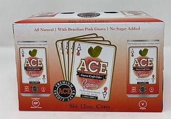 Ace Cider Guava Cider