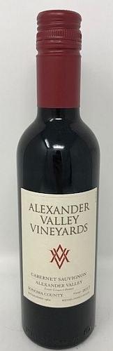 Alexander Valley Vineyards 2018 Half Bottle Cabernet Sauvignon
