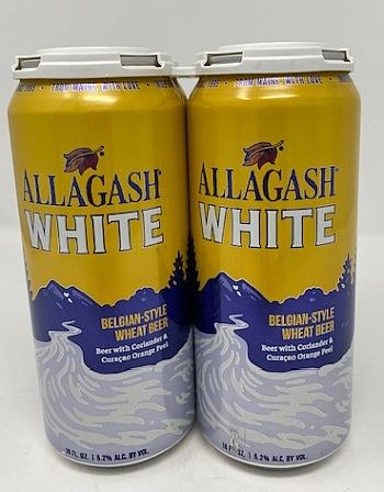 Allagash Brewing Co. White Belgian