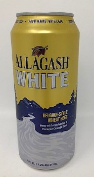 Allagash Brewing Co. White Belgian