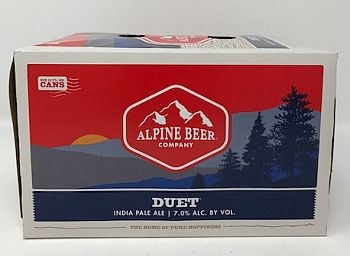 Alpine Beer Co. Duet IPA