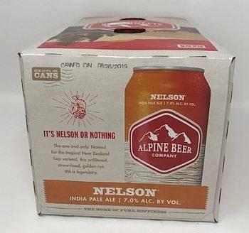 Alpine Beer Co. Nelson IPA