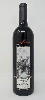 Arbor Bench 2008 Reflections Red Blend