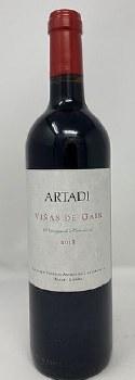 Bodegas y Vinedos Artadi 2018 Vinnas de Gain Tempranillo