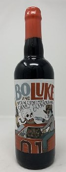 Against the Grain Brewery & Smokehouse Bo & Luke Smoke Imperial Stout Barrel-Aged