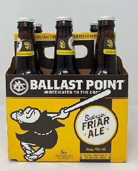 Ballast Point Brewing Co. Swingin' Friar Pale