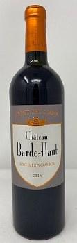 Chateau Barde Haut 2015 Grand Cru Bordeaux