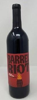 Barrel Riot Non Vintage Bourbon Barrel-Aged Red Blend