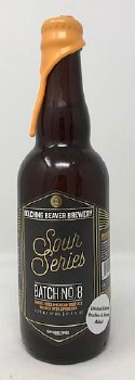 Belching Beaver Brewery Sour Series Batch 8 Sour