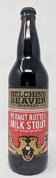 Belching Beaver Brewery Peanut Butter Milk Stout