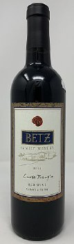 Betz Family Winery 2014 Cuvee Frangin Red Blend