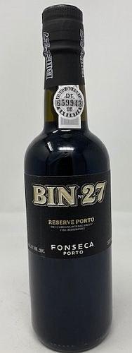 Fonseca Bin 27 Reserve Half Bottle Port