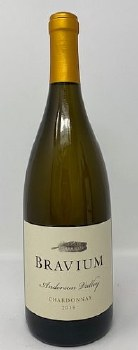 Bravium 2018 Chardonnay