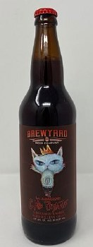 Brewyard Beer Co. Aged Catz Pajamas Belgian Quad Barrel-Aged
