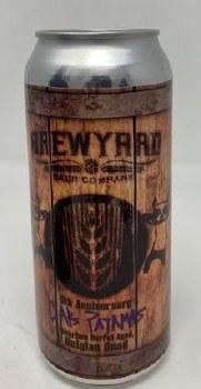 Brewyard Beer Co. Catz Pajamaz Barrel-Aged