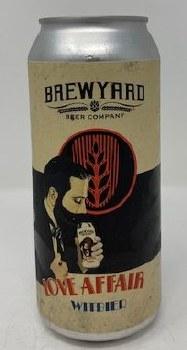 Brewyard Beer Co. Love Affair Belgian Wit