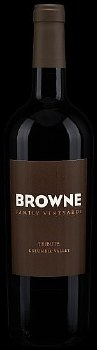 Browne Family 2016 Tribute Red Blend