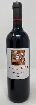 By Clinet 2016  Bordeaux