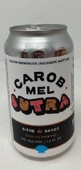 Duclaw Brewing Co. Carob Mel Sutra Biere de Garde Belgian