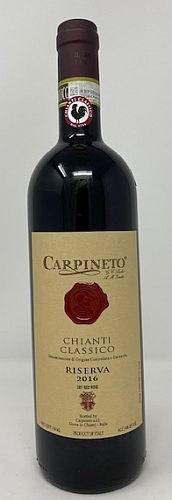 Carpineto 2016 Riserva Chianti Classico