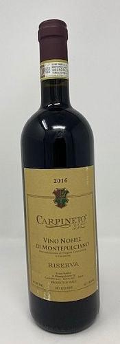 Carpineto 2016 Riserva Vino Nobile di Montepulciano