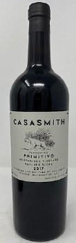 CasaSmith 2017 Porcospino Primitivo