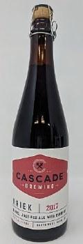 Cascade Brewing Kriek 2017 Sour