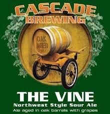 Cascade Brewing The Vine Sour