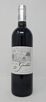 Chateau Goubau 2015 Bordeaux