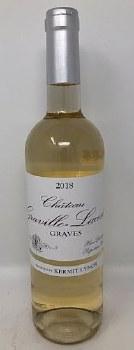 Chateau Graville-Lacoste 2019 White Bordeaux